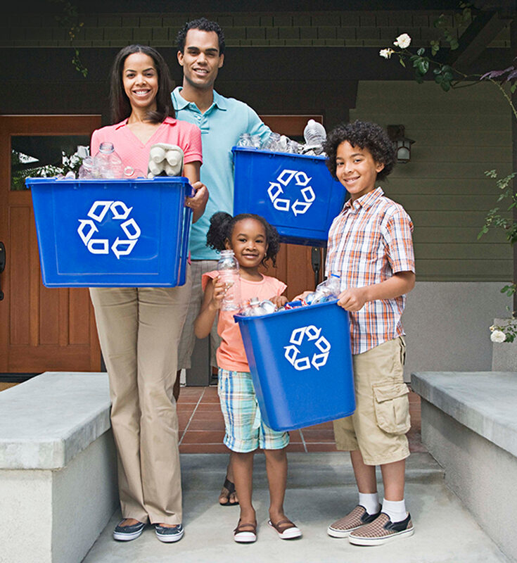 Recycling for a better future